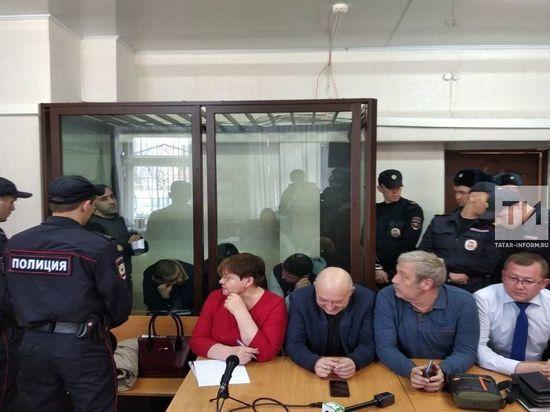 В Казани вынесен приговор четверым напавшим на полицейских