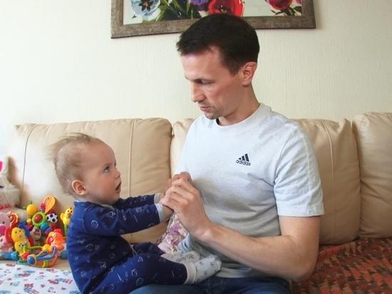 Маленький Матвей Чепуштанов из Рубцовска едет на госпитализацию в Федеральную клинику