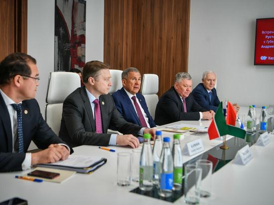 Рустама Минниханова отпразднует федеральный Сабантуй в Новосибирске
