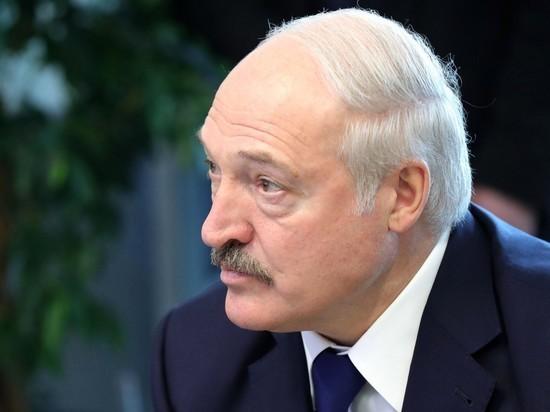 Лукашенко заявил об
