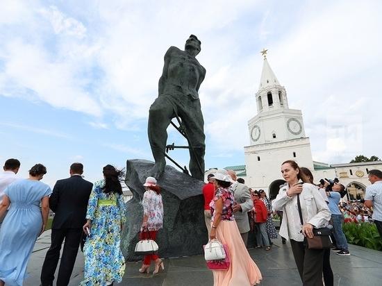 К концу года в Казани отреставрируют памятник Мусе Джалилю