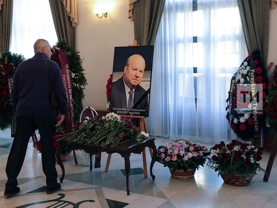 В Татарстане увековечат память Василия Лихачева