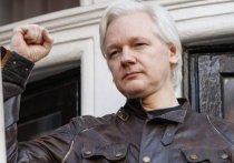 Журналисты восстановили по видеозаписи, что кричал основатель WikiLeaks Джулиан Ассанж, когда полицейские выводили его из здания посольства Эквадора в Лондоне