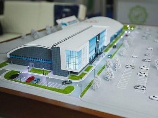 Уникальный спортивный комплекс откроется в Ханты-Мансийске кконцу года