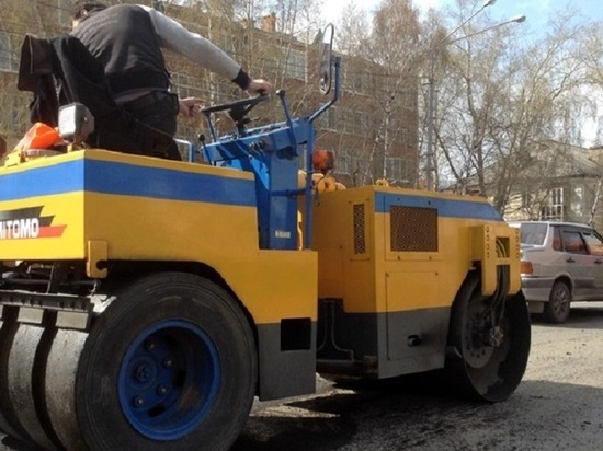 Томская область получила 2,5 миллиарда рублей на ремонт дорог