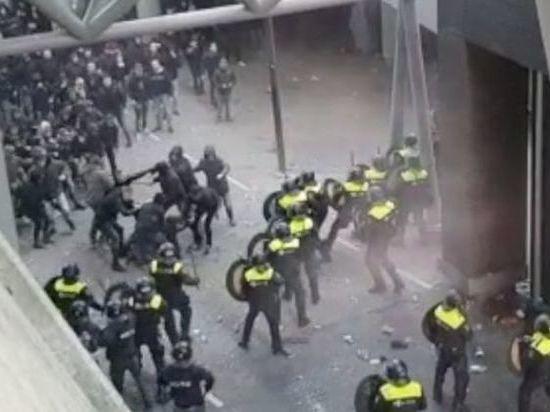 «Кретины и придурки»: в Италии осудили фанатов «Ювентуса»