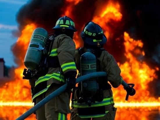 Пожар оставил жительницу Мордовии без гаража и машины
