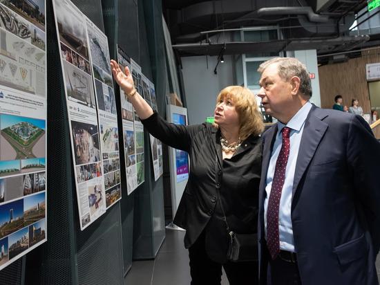 Перспективы пространственного развития российских территорий обсудили в Калуге