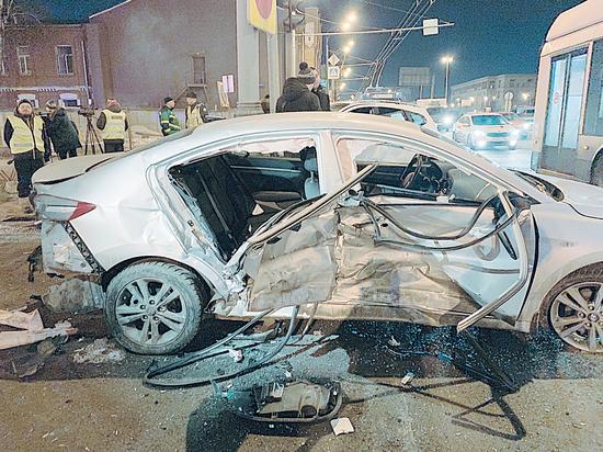 Власти увеличат минимальные наказания для виновников «пьяных» аварий