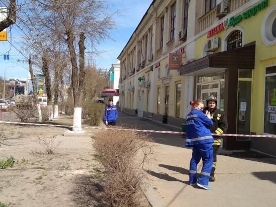 Школы и администрация области эвакуировались в Волгограде