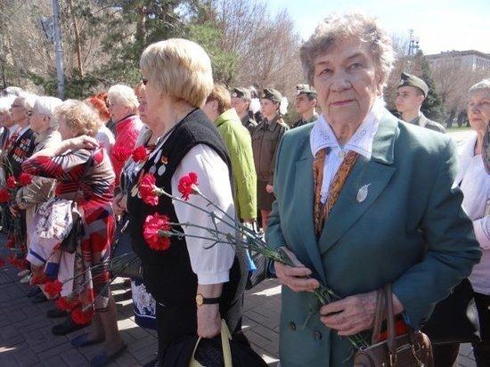 Волгоградцы почтили память узников концлагерей
