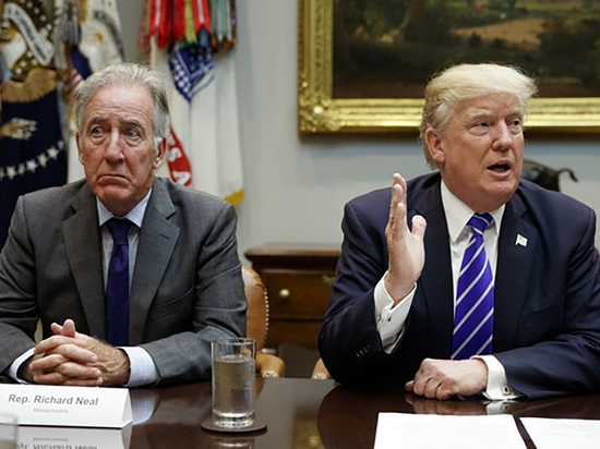 Трамп и Конгресс: налоговое противостояние