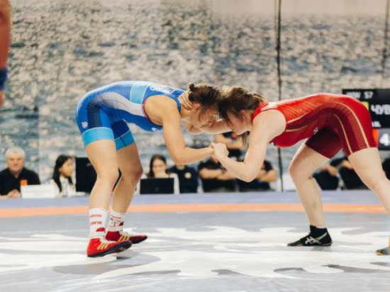 Женская сборная России по борьбе завоевала первую медаль на Евро-2019