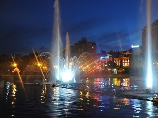 Фонтаны в Хабаровске запустят 1 мая