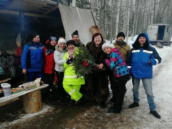 В Архангельске на выходе из районного суда повязали адвоката активистов протеста