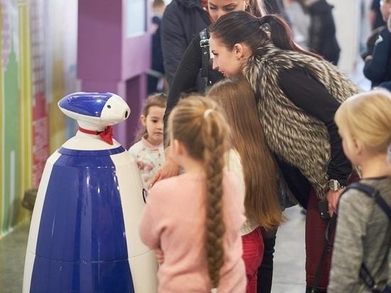 Впервые, в Ярославле, фестиваль роботов для всей семьи- «Робополис»