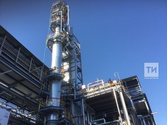 «Нижнекамскнефтехим» увеличил производство бензола до 265 тыс. тонн