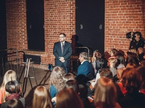 Всероссийский фестиваль «Театральная стрелка» открылся в Нижнем Новгороде
