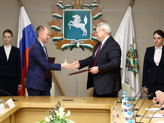 Сергей Жвачкин провел первый наблюдательный совет кроссиндустриального центра