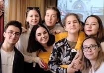 В Астраханскую лингвистическую гимназию приехала делегация школьников из Турции