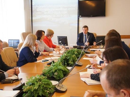 В Калужской области обсудили вопросы замены ветхих тепловых сетей
