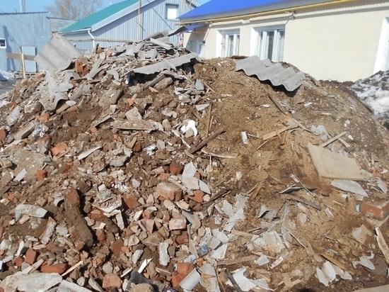 Экологи Татарстана обнаружили свалку стройматериалов в Лениногорске