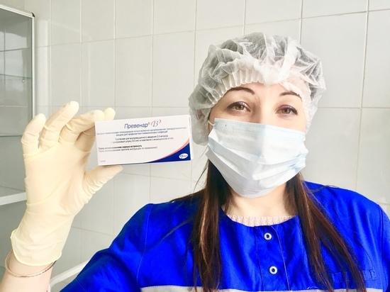 Работники предприятий Металлоинвеста могут бесплатно привиться от пневмококковой инфекции