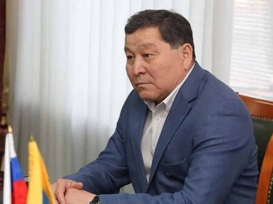 В Калмыкии задержан бывший первый вице-премьер республики