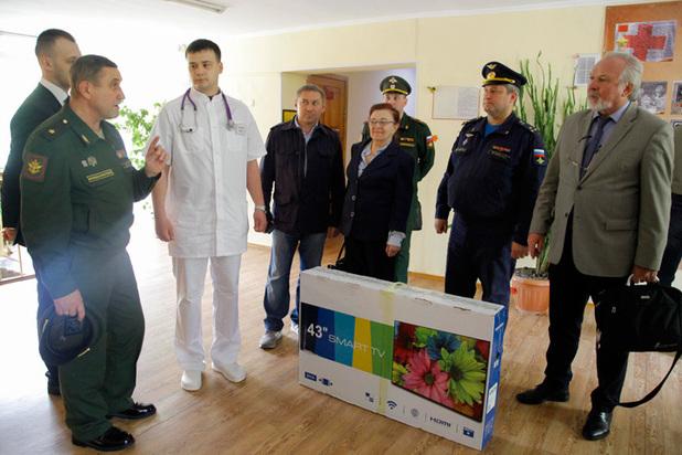 Российская авиабаза в Киргизии поразила боевой выучкой