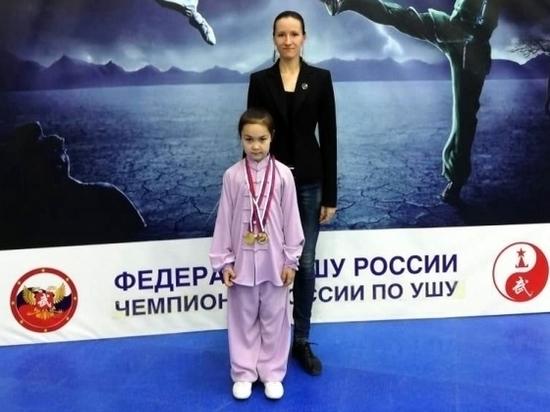 Волгоградцы взяли 8 наград на чемпионате и первенстве РФ по ушу