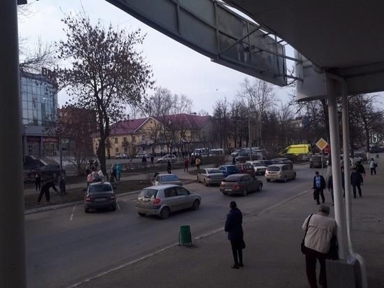 В ТЦ Саранска заложили бомбу
