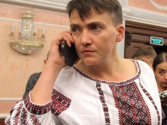 Савченко может выйти на свободу в ночь на 15 апреля