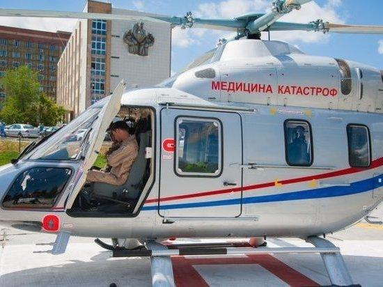 Для санавиации Волгограда создали систему ночного старта