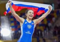 Спортсменка из Бурятии завоевала «золото» Чемпионата Европы по борьбе