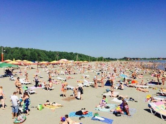 Пляжный сезон в Барнауле официально начнется с 10 июня