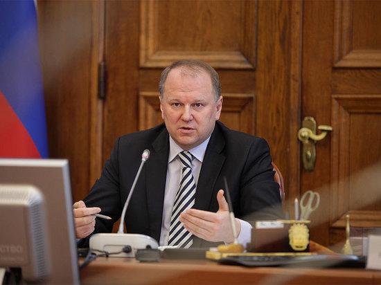 Николай Цуканов отчитался о доходах