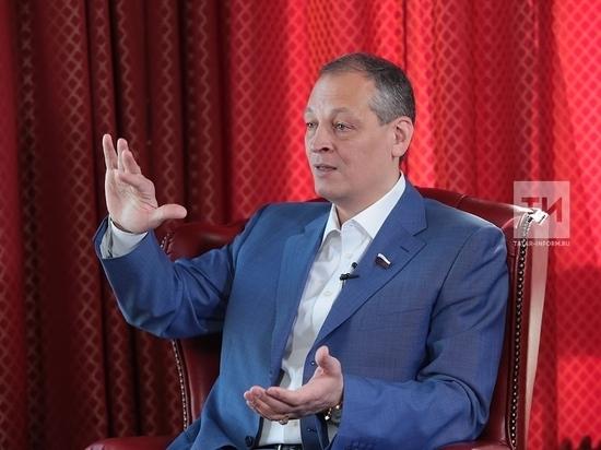 Айрат Хайруллин заработал больше других депутатов Госдумы от Татарстана