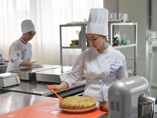 Определились финалисты WorldSkills Russia по выпечке осетинских пирогов