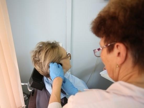 Волгоградцы проходят обследования в День здоровья