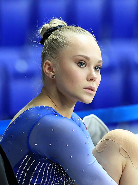 Ангелина Мельникова упустила золото в многоборье чемпионата Европы