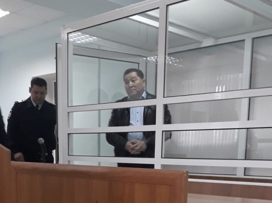 Экс-первый вице-премьер Калмыкии арестован