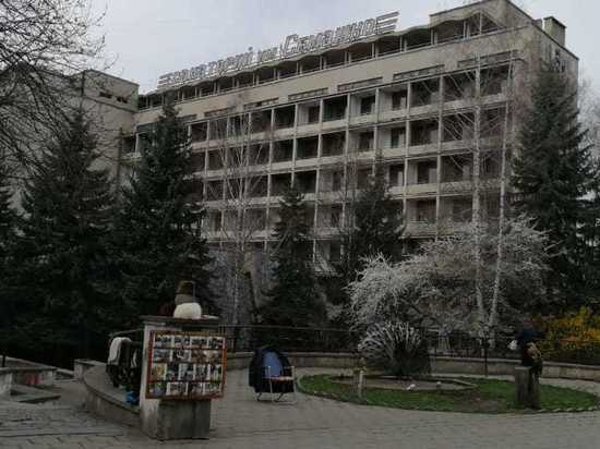 Украина и олигарх Коломойский не хотят отдавать санаторий на Ставрополье