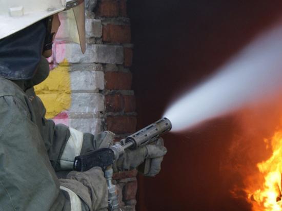 Тело обнаружено в подвале дома после пожара на Гагарина в Чите