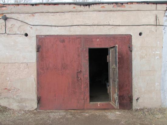 В Татарстане на месте преступления задержан «гаражный вор»