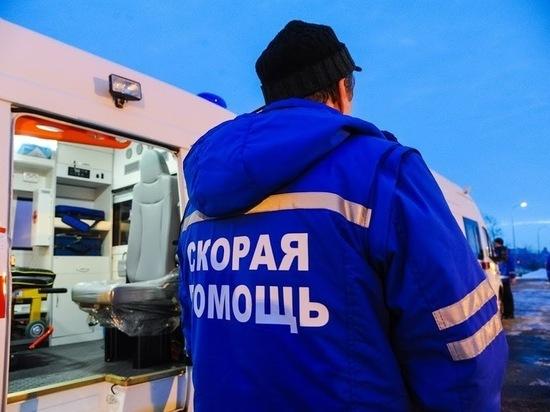 Под Волгоградом маршрутка влетела в столб: двое в больнице