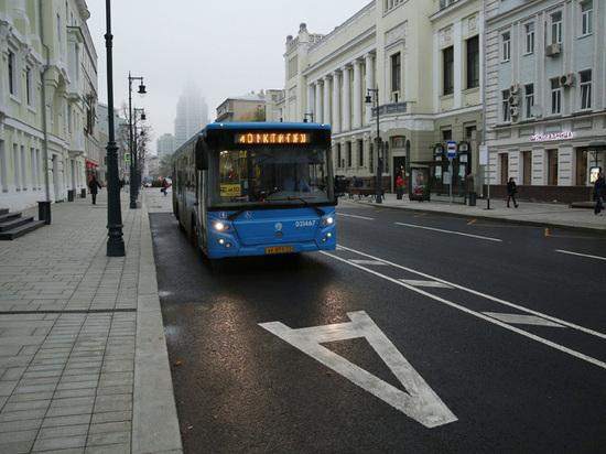 В Москве запретили «выходной» проезд сразу по нескольким выделенкам