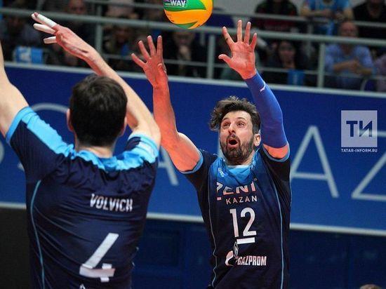 Волейболисты казанского «Зенита» одолели уфимский «Урал»