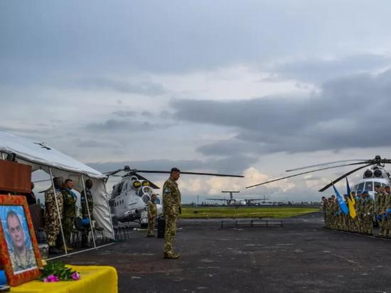 В Уганде скончался украинский миротворец
