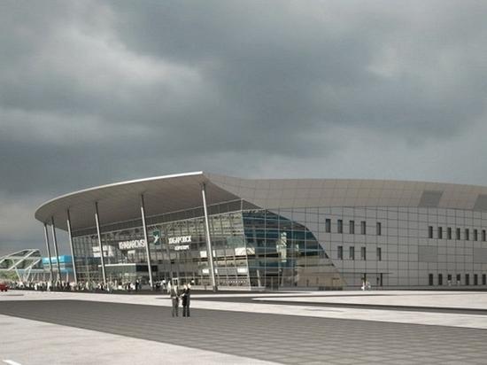 Одобрен проект второго этапа реконструкции международного терминала аэропорта Хабаровска