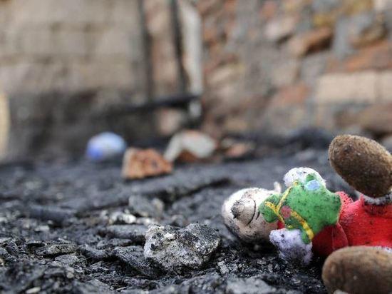 Мать подожгла дом с детьми внутри после ссоры в Забайкалье